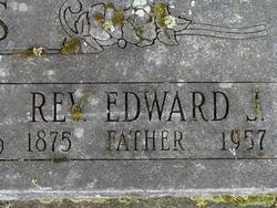 Rev Edward J Adams, Jr
