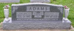 Thelma J Adams