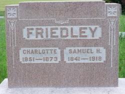 Samuel H Friedley