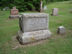 Hannah E <I>Calkins</I> Church