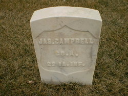 Pvt James Campbell
