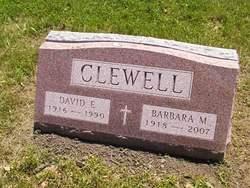 Barbara M <I>Hower</I> Clewell