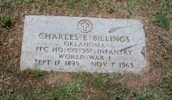 Charles E. Billings