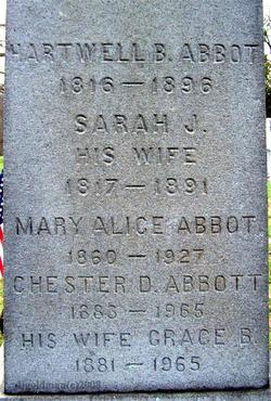 Mary Alice Abbot