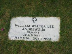 William Walter Lee Andrews, Sr