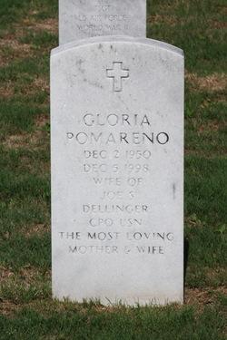 Gloria <I>Pomareno</I> Dellinger