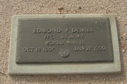 Edmond V Demill