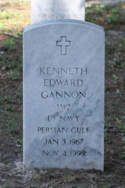Kenneth Edward Gannon
