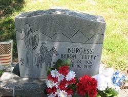 Byron Benton Burgess