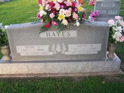 Archie O. Hayes