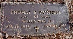 Thomas E. Donnell