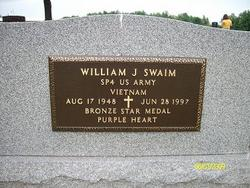 William J Swaim