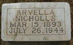 Arvella <I>Dean</I> Nicholls