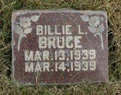 """William Longhurst """"Billie"""" Bruce"""