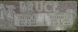 Betsy May <I>Longhurst</I> Bruce