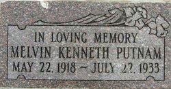 Melvin Kenneth Putnam