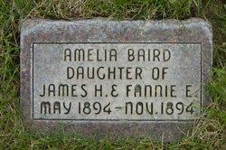 Amelia Baird