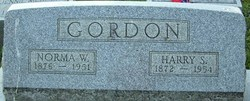 Norma Lucille <I>Woodmansee</I> Gordon