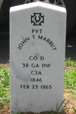 John T Marbut