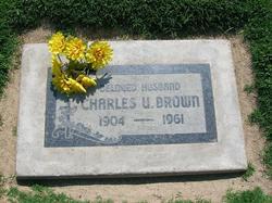 Charles Ulrick Brown