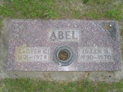 Grover C Abel