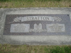 Nina Snow <I>Vance</I> Stratton
