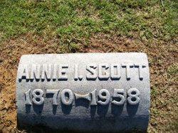 Annie F. <I>Irvine</I> Scott