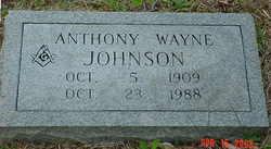 Anthony Wayne Johnson