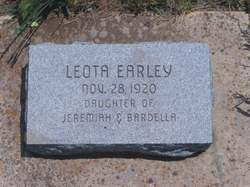 Leota Earley