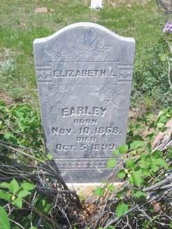 Elizabeth <I>Loftus</I> Earley
