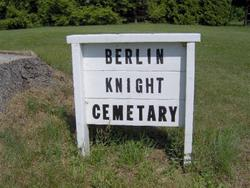 Berlin-Knight Cemetery