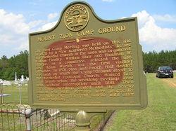 Camp Ground Cemetery Mount Zion Church
