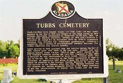 Tubbs Cemetery