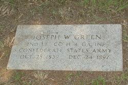 Lieut Joseph W. Green