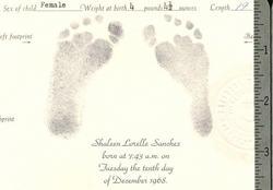 Shaleen Lorelle Sanchez