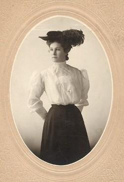 Frances Ruth <I>Pletcher</I> Corbin
