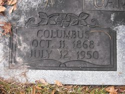 Christopher Columbus Campbell