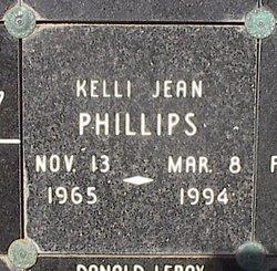 Kelli Jean <I>Gifford</I> Phillips