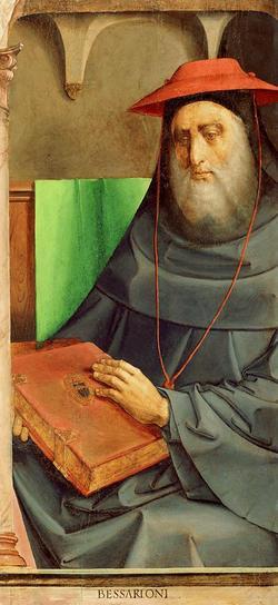 Cardinal Basilios Bessarion