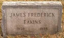 James Frederick Eakins