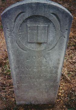 John M. Howerton