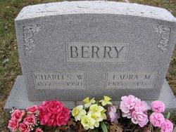 Laura M <I>Hawkins</I> Berry