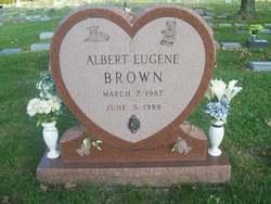 Albert Eugene Brown