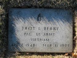 Troy Logan Berry