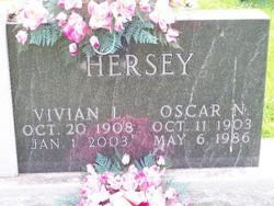 Oscar N. Hersey