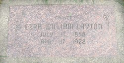 Ezra William Layton