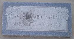 James Edward Teasdale