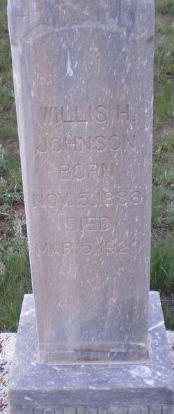 Willis Harrison Johnson