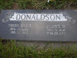 William Miller Donaldson