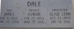Hyrum Dale